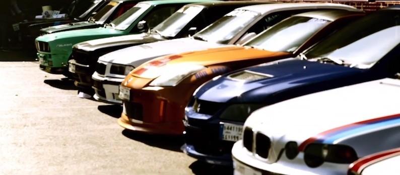 DLEDMV_BMW_Drfit_Beyrouth_cars
