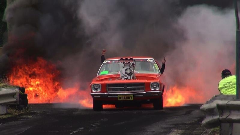 DLEDMV_Holden_HQ_Burnout