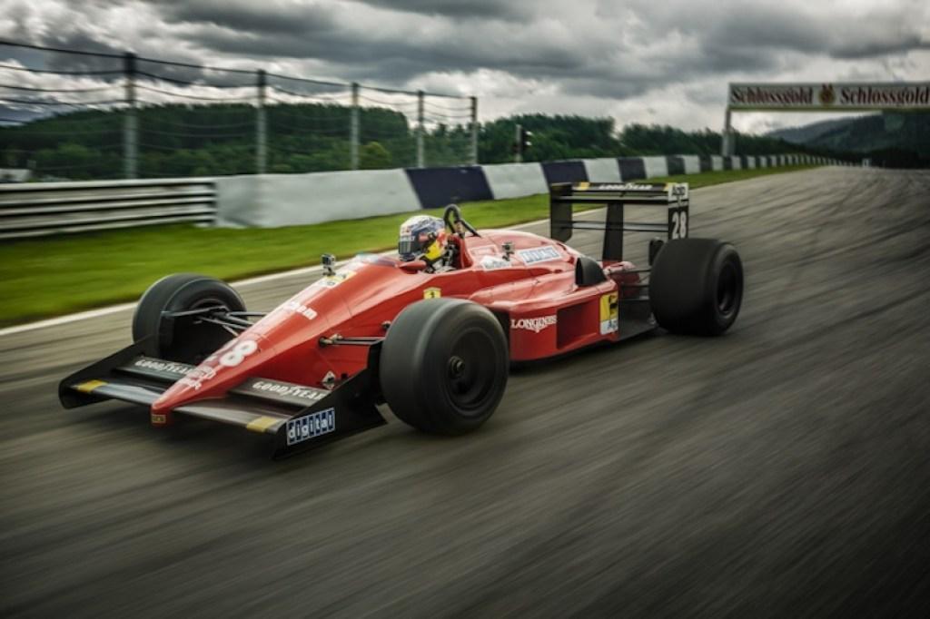 Sebastian Vettel - Action