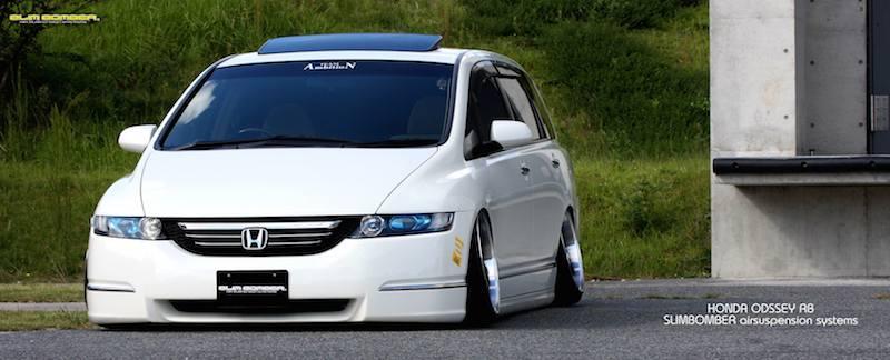 DLEDMV_Honda_Odyssey_Stanced_white