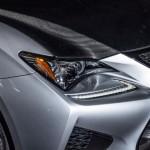 Lexus peaufine sa RCF et envoie un message fumant ! 38
