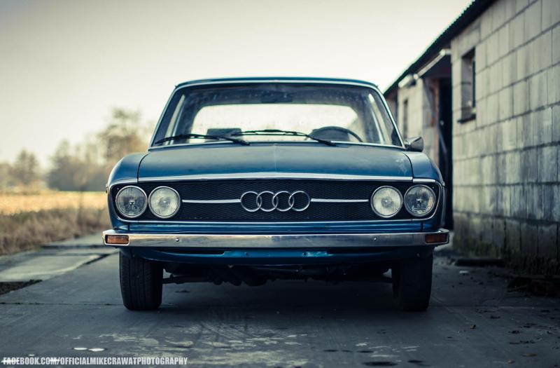 DLEDMV Audi 100 LS Mike Crawat07