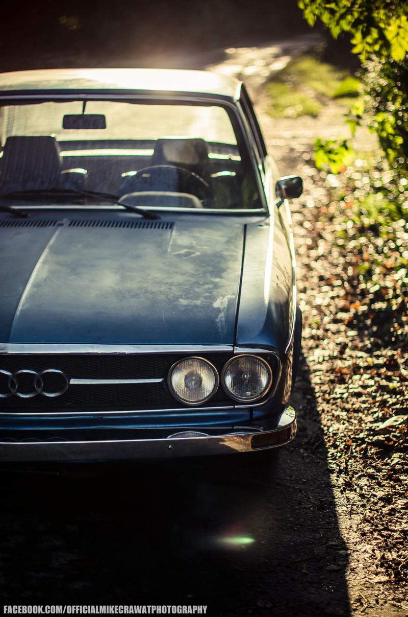DLEDMV Audi 100 LS Mike Crawat08