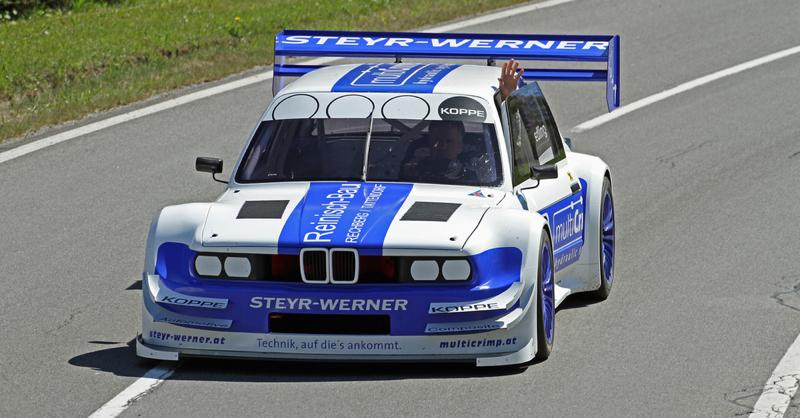 DLEDMV BMW 320i IRL EVO Hillclimb 02