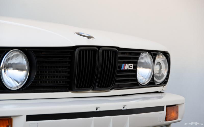 DLEDMV BMW M3 E30 EAS White Alpine01