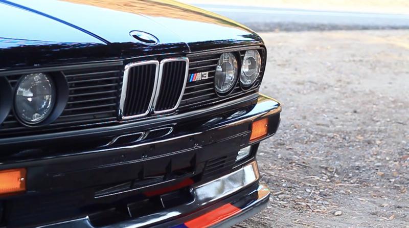 DLEDMV BMW M3 E30 Logo M07