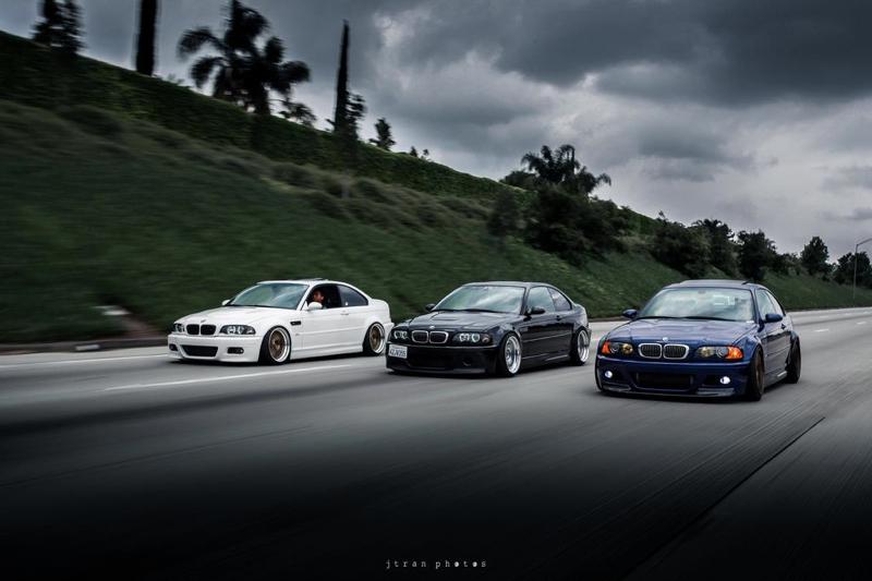 DLEDMV BMW M3 E46 Snow White 05