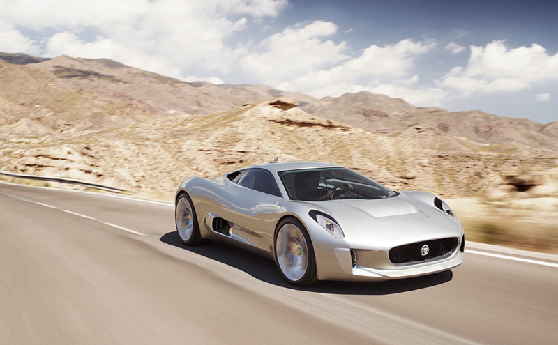 DLEDMV James Bond Jaguar C-X75 Aston Martin DB10 Spectre03