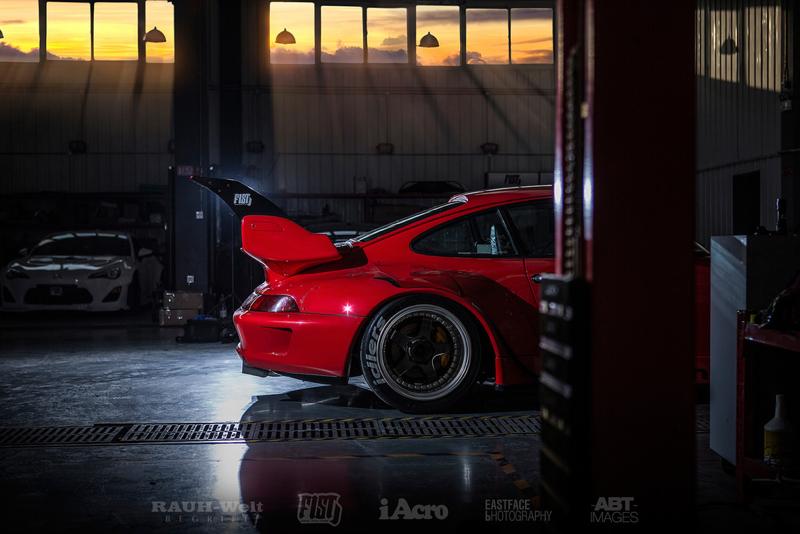 DLEDMV Porsche 993 RWB China Fishbone02