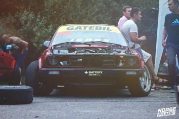 DLEDMV BMW E30 swap V8 drift 003