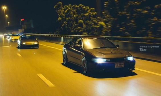 DLEDMV Honda Knight Meet 002