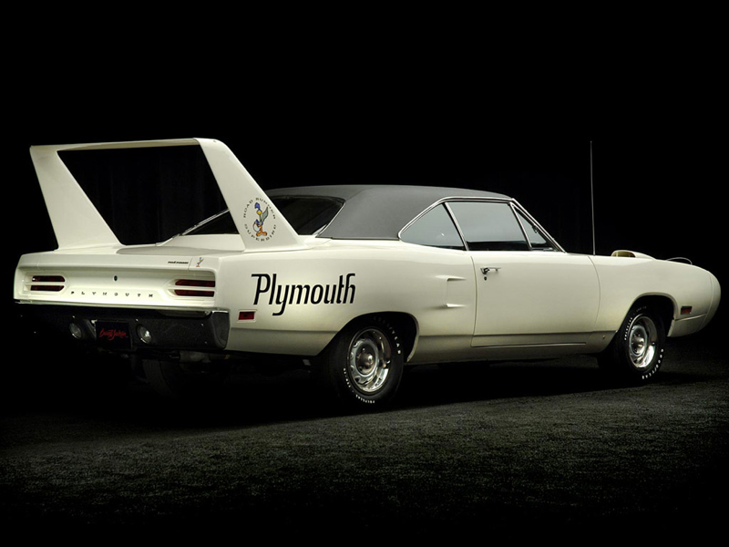 DLEDMV Plymouth Superbird 69  004