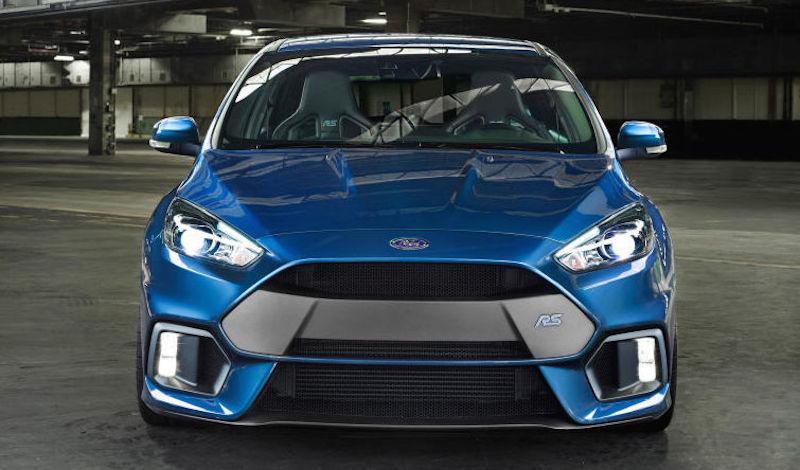 La nouvelle Ford Focus RS : 320 ch pour 4RM ! 3