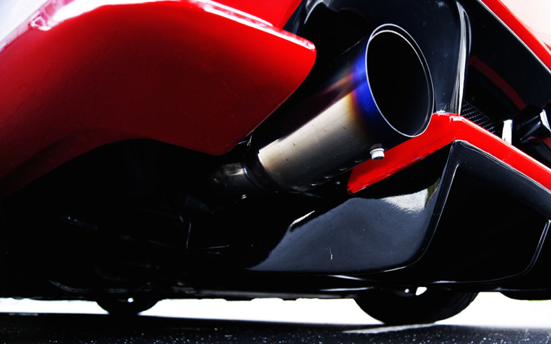 DLEDMV Honda NSX Exhaust Power test 02