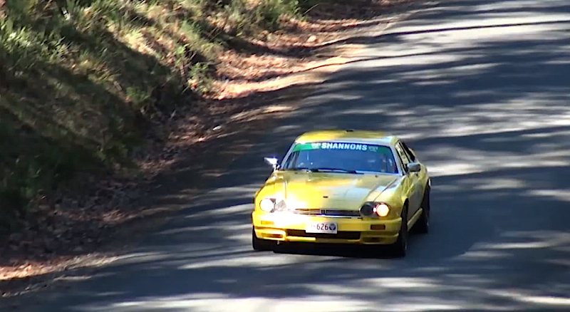 DLEDMV Jaguar XJS Targa Tasmania 003