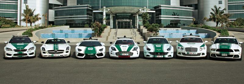 DLEDMV Police Dubai Supercars 07