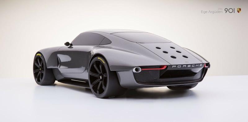 DLEDMV Porsche 901 Concept Ege Arguden 05