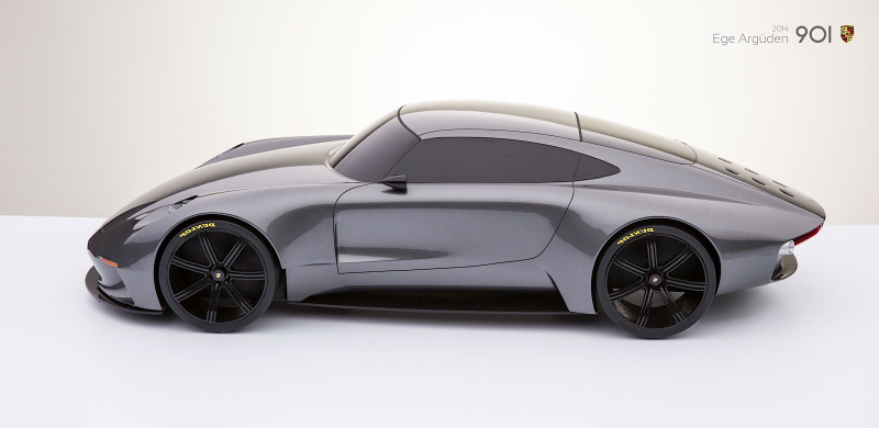 DLEDMV Porsche 901 Concept Ege Arguden 08