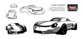 DLEDMV Porsche 901 Concept Ege Arguden 12