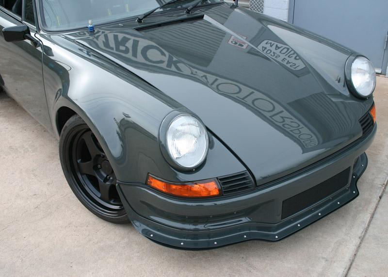 DLEDMV Porsche 911 RSR 73 restomod 011