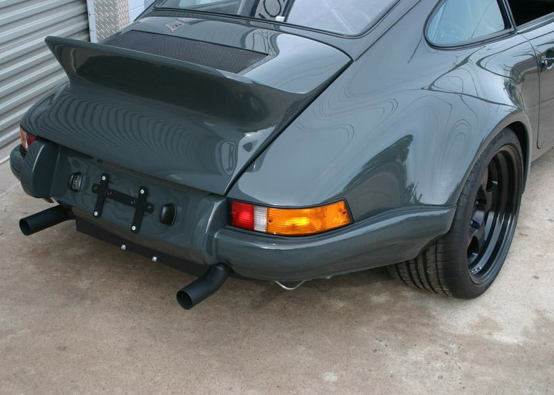 DLEDMV Porsche 911 RSR 73 restomod 013