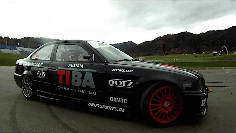 DLEDMV BMW M3 Hillclimb Drift Alois Pamper 04