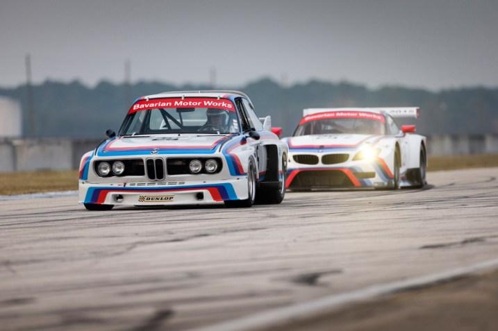 DLEDMV BMW Z4 GTLM & 3.0 CSL Sebring 08