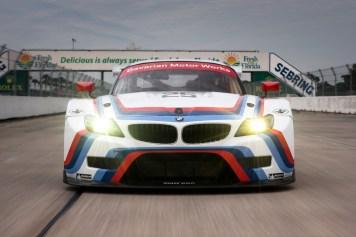 DLEDMV BMW Z4 GTLM & 3.0 CSL Sebring 09