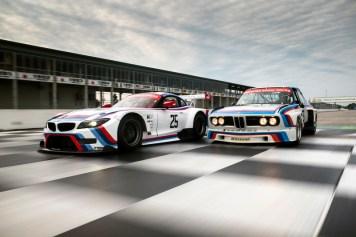 DLEDMV BMW Z4 GTLM & 3.0 CSL Sebring 11
