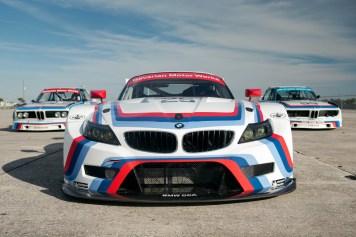 DLEDMV BMW Z4 GTLM & 3.0 CSL Sebring 18