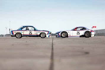 DLEDMV BMW Z4 GTLM & 3.0 CSL Sebring 20