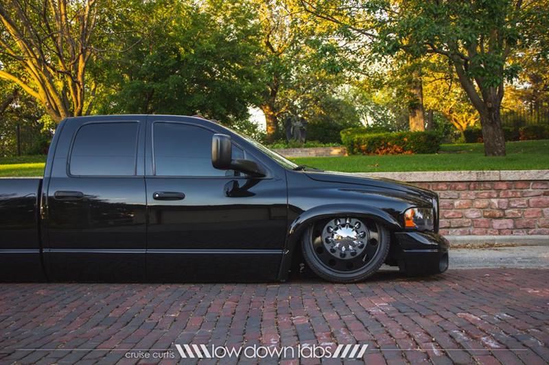 DLEDMV Dodge Ram Black Pearl 08