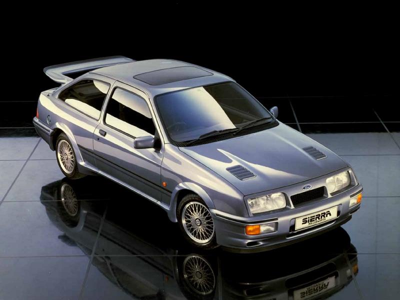 DLEDMV Ford Sierra Sapphire Cosworth 2RM 08