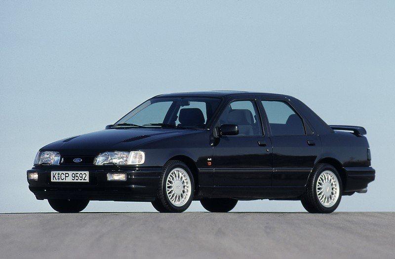 Ford Sierra Cosworth - De drifteuse à gripeuse ! 11