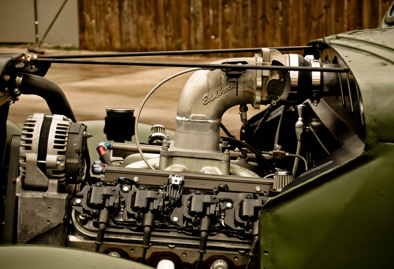 DLEDMV Ford coupé 1936 LSX turbo 11