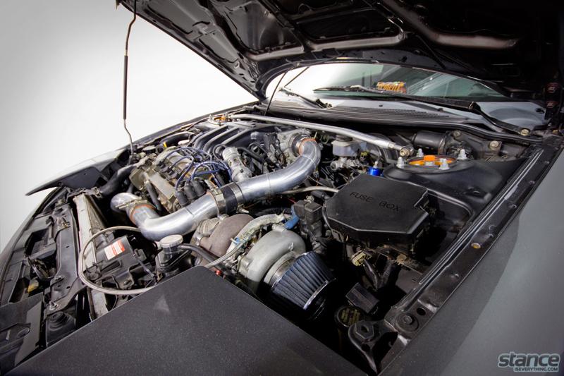 DLEDMV Ford probe V6 turbo Stance 01