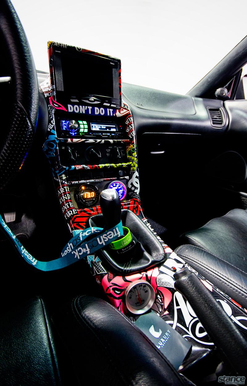 DLEDMV Ford probe V6 turbo Stance 05