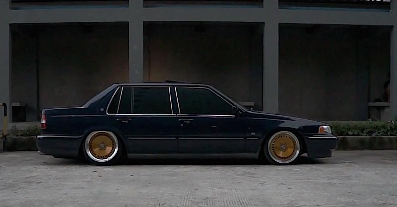 DLEDMV Volvo 960 slammed & Schmidt 02