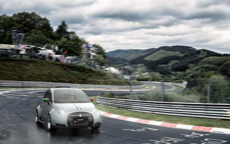 DLEDMV Lazzarini Design 550 Italia Prototipo Unico05