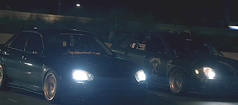 DLEDMV Subaru Impreza highwaystar garage 04