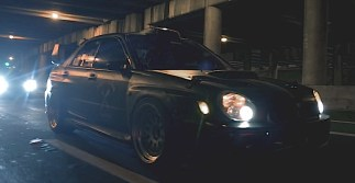 DLEDMV Subaru Impreza highwaystar garage 05