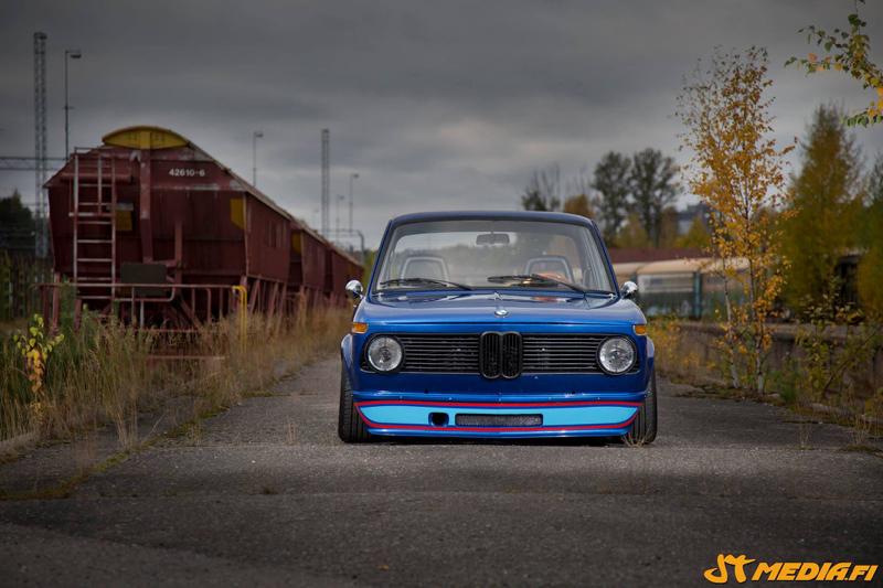 DLEDMV - BMW 2002 tii swappée F20C - 05