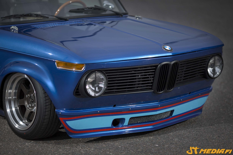 DLEDMV - BMW 2002 tii swappée F20C - 16