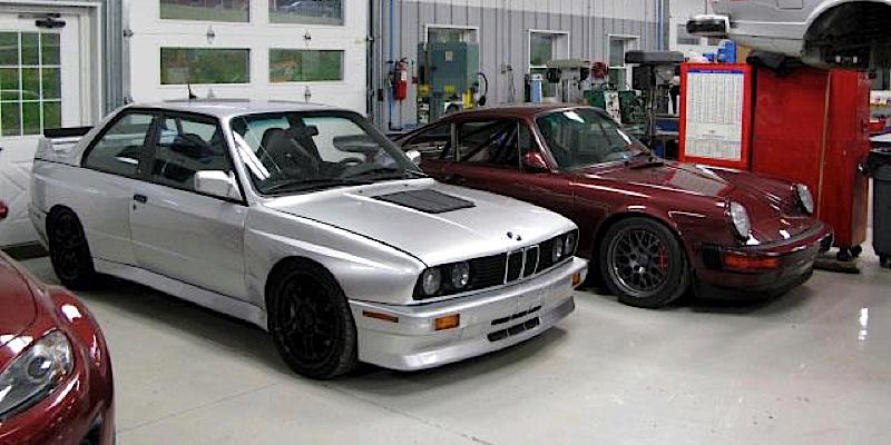 DLEDMV - BMW M3 e30 v10 DInan Motorsport 13