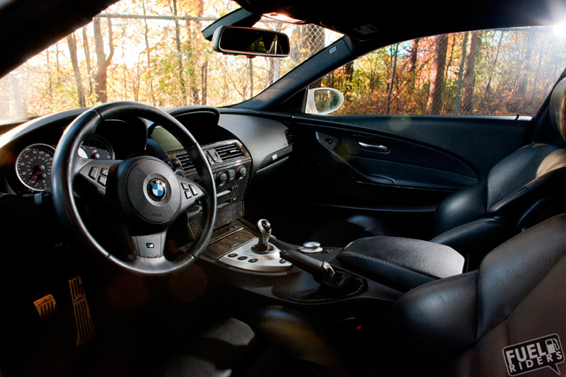 DLEDMV - BMW M6 Ac Schnitzer HRE 08