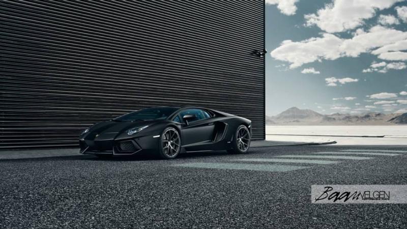 DLEDMV - Lamborghini Aventador Akrapovic & HRE - 04