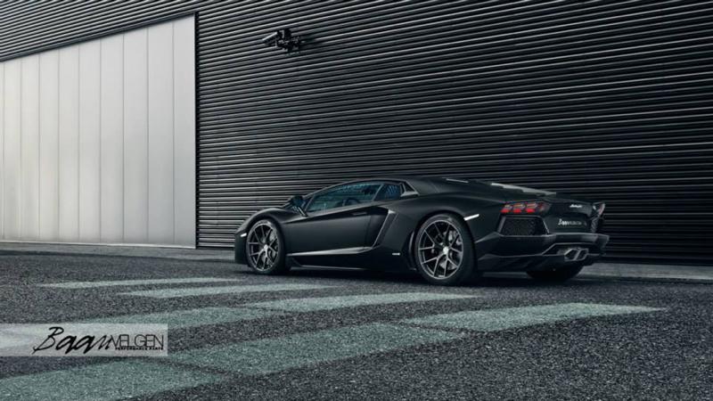 DLEDMV - Lamborghini Aventador Akrapovic & HRE - 06