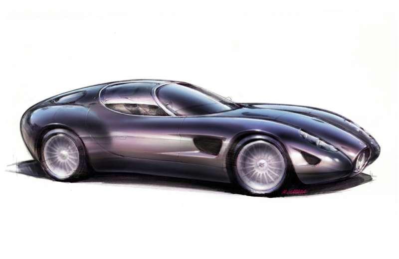 DLEDMV - Maserati 450S Mostro Zagato - 18