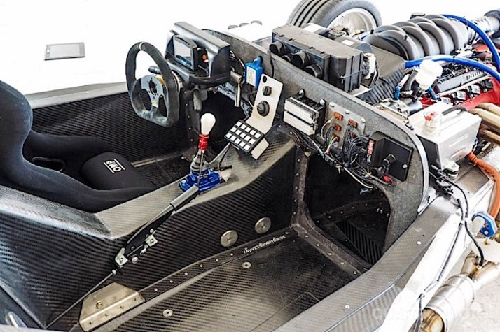 DLEDMV - Maserati 450S Mostro Zagato - 26