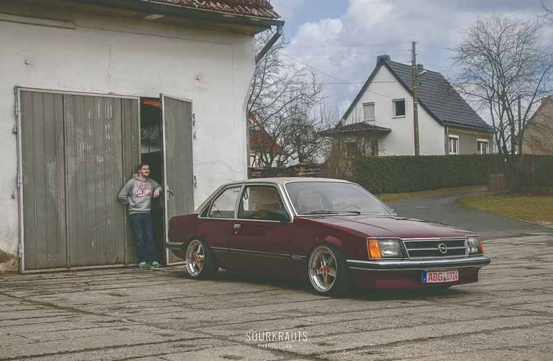 DLEDMV - Opel Coupé Commodore olds'kool - 07